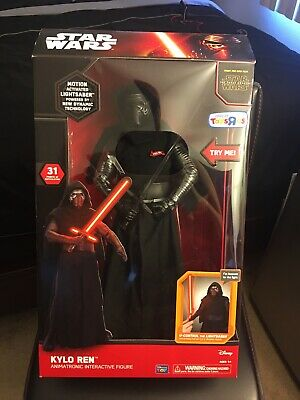 Star Wars: Episode VII The Force Awakens - Kylo RenTM 17 Inch Animatronic