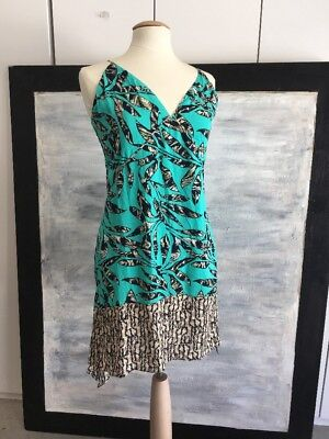 8275829872e13 VIX NWT $196 ida swim cover up dress M - $119.99 | PicClick