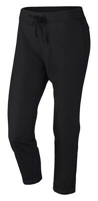 651039b43cf8c0 Hurley - Nike Womens Dri-Fit Slouch pockets, Relaxed Fit Pant New Black Size