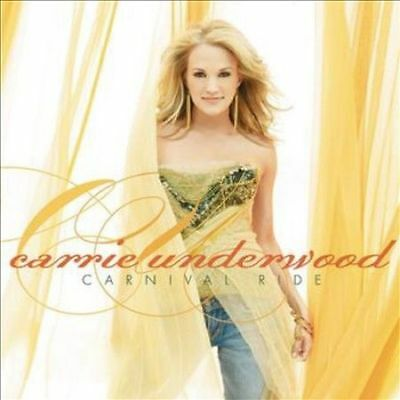Carnival Ride by Carrie Underwood (CD, Oct-2007, 19 Recordings/Arista Nashville)