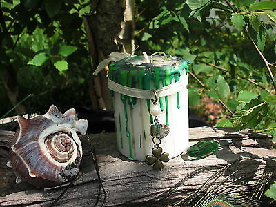 HEX OR CURSE REMOVAL WISH CANDLE *FREE Gift* Skull Charm