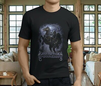 New Popular Dissection Storm Of The Lights Bane Men's Black T-Shirt S-3XL