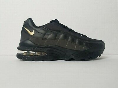 a08bd2aae8 Nike Air Max 95 Climax GS Size 4Y or Womens 5.5 Black/Metallic AH9346 001
