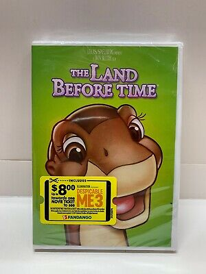 The Land Before Time ~The Original-New-Sealed