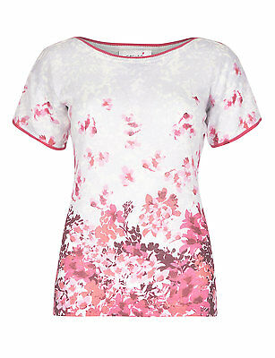 2bb63e42551 BNWOT LADIES M & S Per Una Bright Pink Stretchy Fancy Front Short ...
