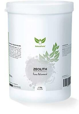 NaturaForte Zéolite Clinoptilolite 1kg Pure sans additifs