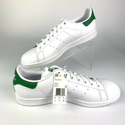 the latest c76e8 7c8e1 ADIDAS MEN'S ORIGINALS Stan Smith Shoes FREE SHIPPING M20324 Size 13