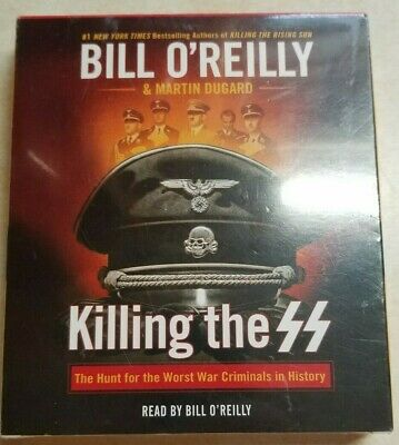 Killing the SS: The Hunt for the Worst by Bill O'Reilly Audio CD – Audiobook NEW