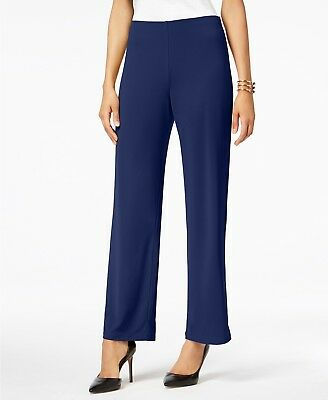 Alfani Knit Wide-Leg Pant MSRP $59.50 Size XXL # 9B 137 NEW