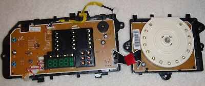 SAMSUNG WASHER USER INTERFACE CONTROL BOARD PART# DC92-01622A