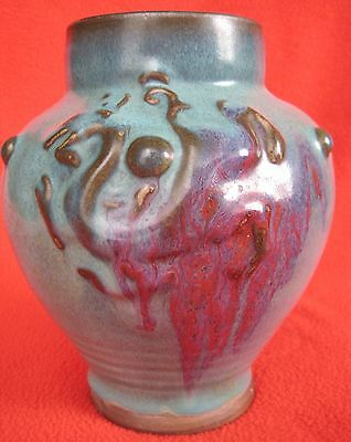 Chinese Sung Dynasty Chun Ware Glazed Pot