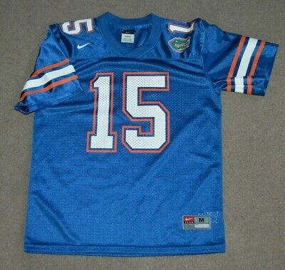 outlet store 7d54c 55292 YOUTH NIKE TIM Tebow #15 Florida Gators Jersey Boy's Size 4 ...