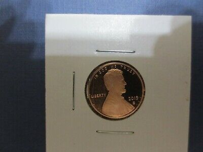 2019-S Proof Lincoln Cent  Deep Cameo Proof Coin !