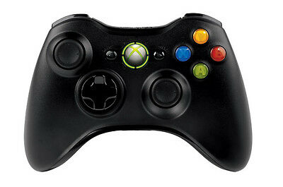 Microsoft Xbox 360 Wireless Controller Game Gamepad Joystick Windows PC GENUINE