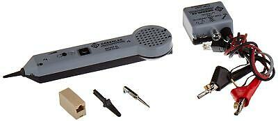 Greenlee 701K-G/6A Professional Tone and Probe Tracing Kit with ABN Clips New