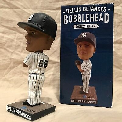 Dellin Betances SGA New York Yankees MLB Bobblehead Statue Figurine 9/10/2016