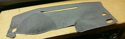 1999-2000-2001-2002-2003 Mitsubishi Galant Dash Cover Charcoal Grey Polycarpet