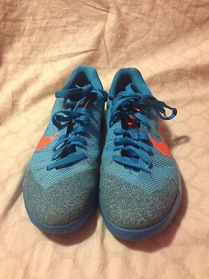detailed look e1096 9f7d2 Nike Zoom KD Trey 5 II 5 653657-488 Clearwater Basketball Shoes Men 10.5m