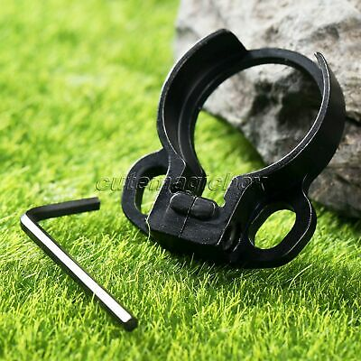 Scope Mount Hunting Gun Accessories Clamp-on Single Point Sling Attachment