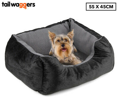 Tail Waggers 55x45cm Heated Pet Bed