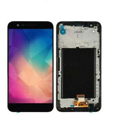 Per LG K20 Plus TP260 MP260 LCD Touch Screen Digitizer Replacement + Frame RHN