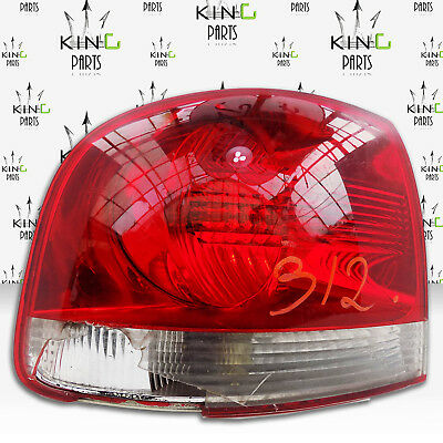 Vw Touareg Mk1 7L 2002-2006 Genuine Rear Light Lamp Left Passenger Side Ns #312