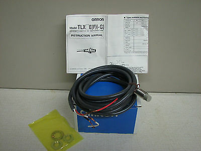 Omron Tl-X5Mf1 Proximity Switch   10 To 40 Vdc