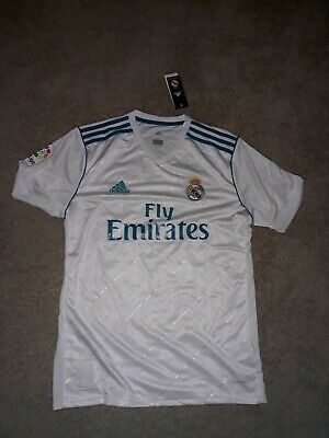 the best attitude fcd8a 997ab 2016/2017 ADIDAS REAL Madrid Jersey Isco #22 white Mens large