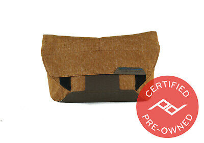 Peak Design Field Pouch Tan (Lifetime Warranty) - PD Certified