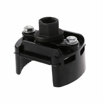 """Tool Oil Filter Wrench Remover Universal Adjustable Cup 1/2"""" Auto Truck Metal"""