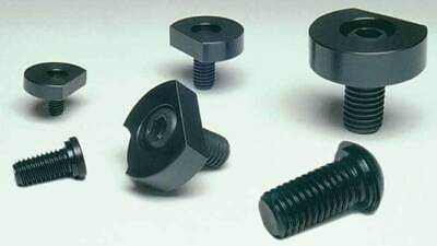 4 Pc Mitee-Bite 1/4-20 Machinable Fixture Workholding Clamps-Holding Force 800lb