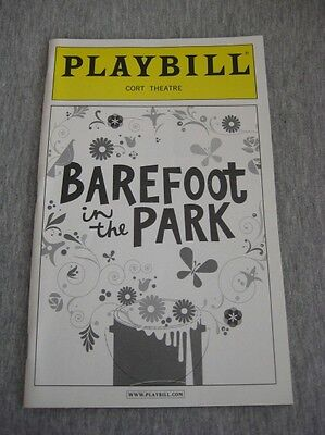 Barefoot in the Park Official Broadway Playbill-NEW