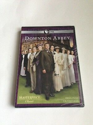 Masterpiece Classic: Downton Abbey - Season 1 DVD Set New Sealed PBS