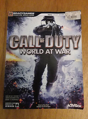 Call Of Duty World at War-Signature Series Guide