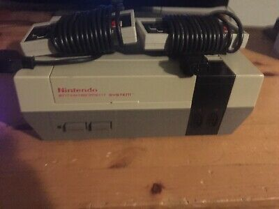 Refurbished NES (Nintendo Entertainment System) With 2 Controllers
