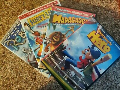Disney's Lot of Kids Family DVD Movies Pick Your Movie! $2.75