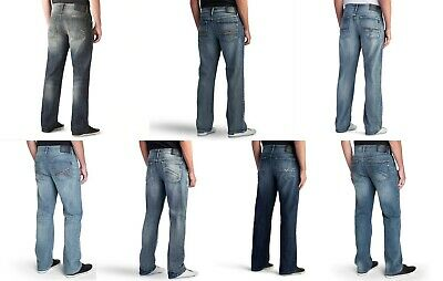 c3fd6cf754e ROCK & REPUBLIC Mens Jeans RELAXED STRAIGHT Stretch Cotton Denim  DISCONTINUED