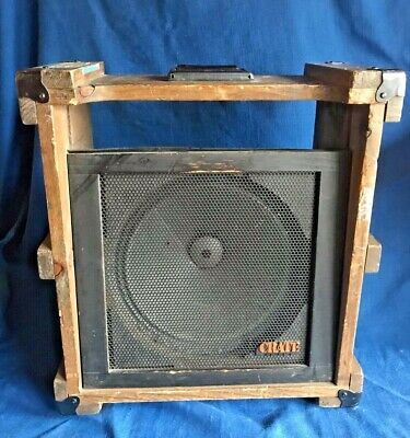 VINTAGE CRATE CR-212 by SLM Guitar Amplifier COMBO 100 WATTS 2 12