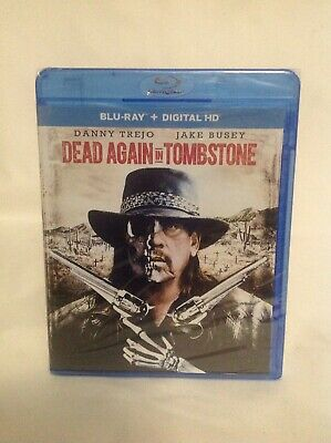 Dead Again In Tombstone Blu-ray NEW - Fast Free Shipping!