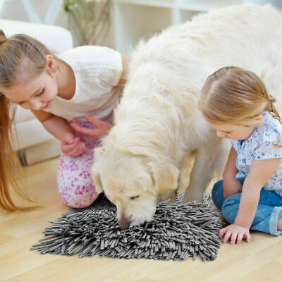 Dog Snuffle Mat for Dogs - multiple usage for Dog Feeding Dog Treat From USA ^HG