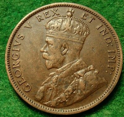 1911 . XF CANADA LARGE CENT George V COIN NoRes CANADIAN <-,