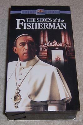 ANTHONY QUINN THE Shoes of the Fisherman 1968 original movie