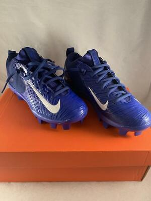 separation shoes 20ecf 112af Nike Trout 3 Pro Bg Youth Baseball Cleats Blue 856499-447