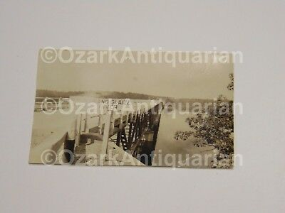 Grand Glaize Bridge Lake of the Ozarks Missouri Route 54 OLD Photo Bagnell Dam