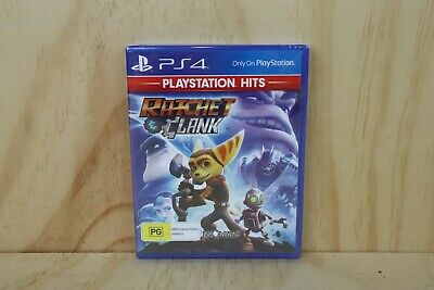 Playstation 4 PS4 Game - Playstation Hits - Ratchet & Clank - New