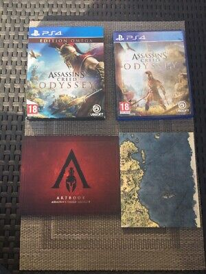 Assassin'S Creed Odyssey Édition Omega -  Ps4 - No Game