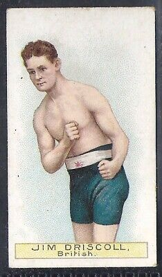 Wills Other Overseas-Boxers Boxing- Jim Driscoll
