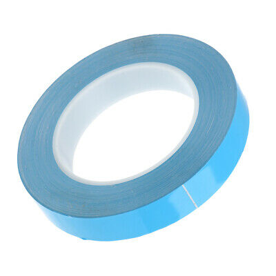 1Pc Cooling Tape Strong Adhesive Conductive Thermal Tape Double Sided 20mm