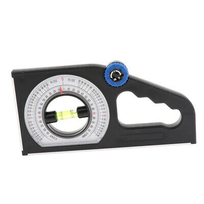 Slope Meter Indicator Inclinometer Dozer Garder Angle Gauge Magnetic