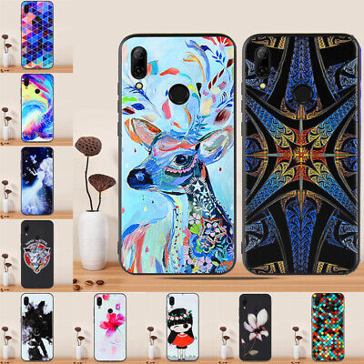 For Xiaomi Redmi Note 7 6 5 Pro 5A 4X 3 Silicone Painted Soft TPU Case Cover